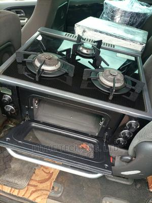 Foreign Used Table Gas Cooker With Mini Oven and Grill   Kitchen Appliances for sale in Oyo State, Ibadan