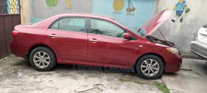 Toyota Corolla 2007 Red | Cars for sale in Lagos State, Amuwo-Odofin