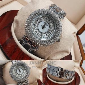 Guess Rhinestone Female Wristwatch   Watches for sale in Ogun State, Abeokuta North