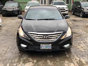 Hyundai Sonata 2013 Black | Cars for sale in Lagos State, Ifako-Ijaiye