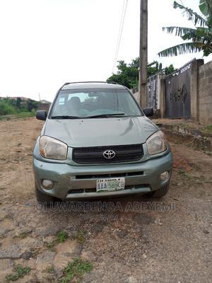 Toyota RAV4 2004 Automatic Green | Cars for sale in Lagos State, Ikorodu