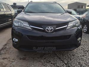 Toyota RAV4 2013 XLE AWD (2.5L 4cyl 6A) Black   Cars for sale in Lagos State, Ifako-Ijaiye