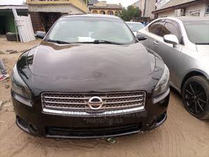 Nissan Maxima 2010 3.5 S Black   Cars for sale in Lagos State, Ifako-Ijaiye