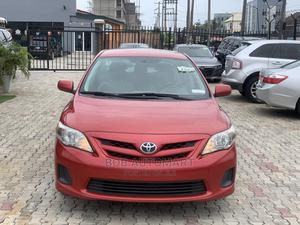 Toyota Corolla 2011 Red   Cars for sale in Lagos State, Lekki