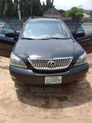 Lexus RX 2006 330 Black | Cars for sale in Rivers State, Port-Harcourt