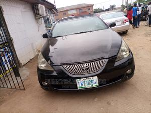 Toyota Solara 2006 3.3 Convertible Black | Cars for sale in Lagos State, Ifako-Ijaiye