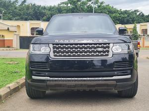 Land Rover Range Rover 2015 Black   Cars for sale in Abuja (FCT) State, Asokoro