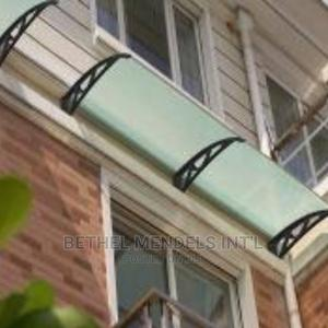 3 ( 1.2m * 1.2m ) Door and Window Acrylic Canopy for Sun   Building Materials for sale in Lagos State, Ikeja