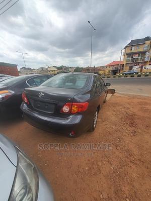 Toyota Corolla 2009 Gray   Cars for sale in Ogun State, Abeokuta South