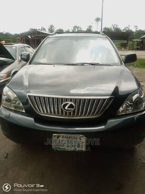 Lexus RX 2004 Green   Cars for sale in Delta State, Uvwie
