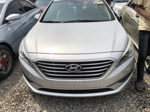 Hyundai Sonata 2015 Silver | Cars for sale in Lagos State, Yaba