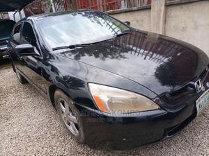 Honda Accord 2004 Black   Cars for sale in Abuja (FCT) State, Garki 2