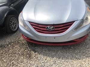 Hyundai Sonata 2011 Blue | Cars for sale in Lagos State, Yaba