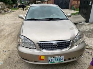 Toyota Corolla 2007 Gold   Cars for sale in Lagos State, Lekki