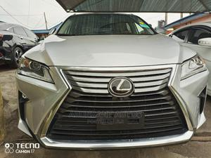 Lexus RX 2019 350L Luxury FWD Silver | Cars for sale in Lagos State, Ikeja