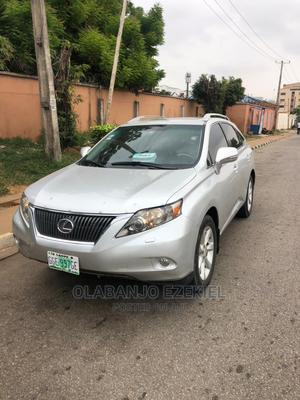 Lexus RX 2012 350 FWD Silver | Cars for sale in Lagos State, Ogba