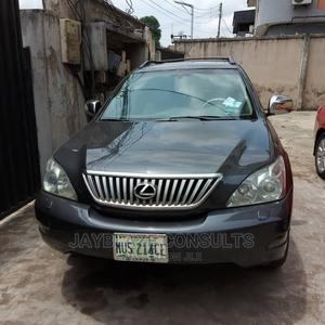 Lexus RX 2005 330 4WD Gray | Cars for sale in Lagos State, Agboyi/Ketu