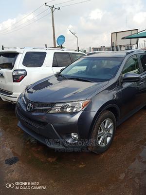Toyota RAV4 2015 Gray | Cars for sale in Lagos State, Ikeja