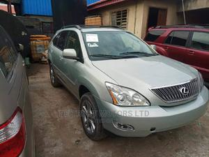 Lexus RX 2007 400h AWD Silver | Cars for sale in Lagos State, Apapa