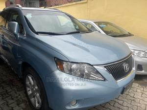 Lexus RX 2011 350 Blue | Cars for sale in Lagos State, Yaba