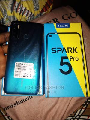 Tecno Spark 5 Pro 64 GB Black   Mobile Phones for sale in Lagos State, Ojodu