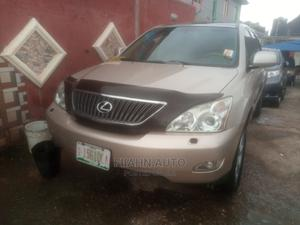 Lexus RX 2005 330 Gold | Cars for sale in Lagos State, Ikotun/Igando