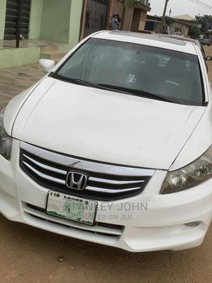 Honda Accord 2008 White | Cars for sale in Lagos State, Alimosho