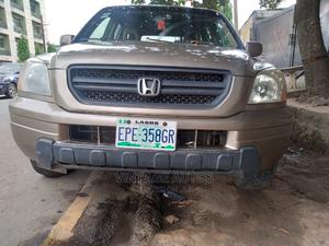 Honda Pilot 2004 Gold   Cars for sale in Lagos State, Ikeja