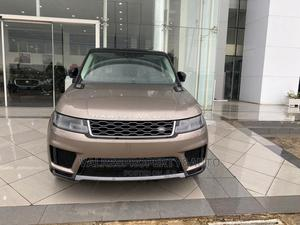 New Land Rover Range Rover Sport 2021 Gold | Cars for sale in Lagos State, Ajah