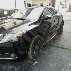 Acura ZDX 2012 Base AWD Black | Cars for sale in Lagos State, Lekki
