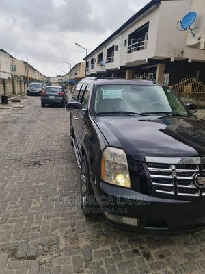 Cadillac Escalade 2007 Black   Cars for sale in Lagos State, Ajah