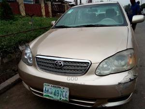 Toyota Corolla 2006 Gold | Cars for sale in Lagos State, Ikeja