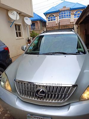 Lexus RX 2004 300 4WD Silver   Cars for sale in Lagos State, Magodo