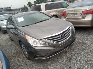 Hyundai Sonata 2012 Gray | Cars for sale in Lagos State, Yaba