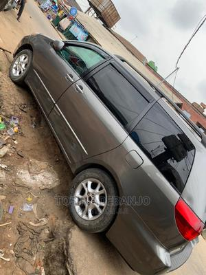 Toyota Sienna 2005 XLE Gray | Cars for sale in Lagos State, Ilupeju