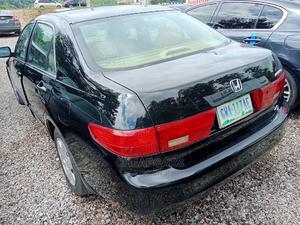 Honda Accord 2005 2.0 Comfort Black | Cars for sale in Abuja (FCT) State, Katampe