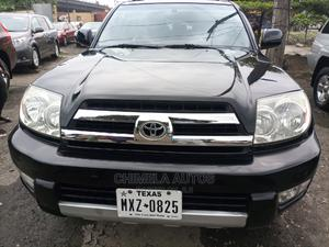 Toyota 4-Runner 2005 Limited V6 4x4 Black   Cars for sale in Lagos State, Apapa