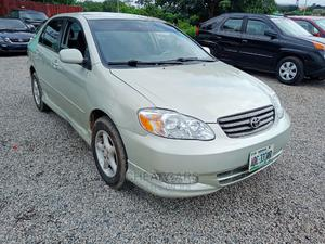 Toyota Corolla 2004 S Silver | Cars for sale in Abuja (FCT) State, Katampe
