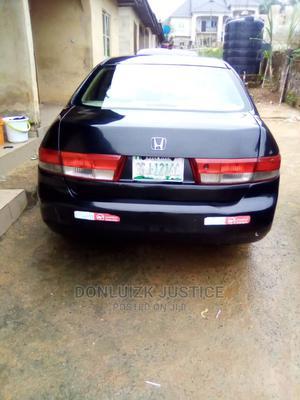 Honda Accord 2004 Blue   Cars for sale in Akwa Ibom State, Uyo