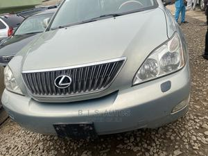 Lexus RX 2004 330 Silver | Cars for sale in Lagos State, Ogba
