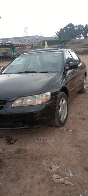 Honda Accord 2004 Automatic Black   Cars for sale in Ogun State, Ado-Odo/Ota