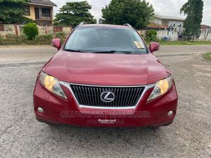 Lexus RX 2012 350 AWD Red | Cars for sale in Oyo State, Ibadan