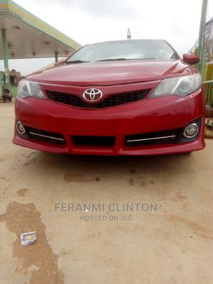 New Toyota Camry 2013 Red | Cars for sale in Lagos State, Alimosho
