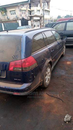 Opel Vectra 2005 1.8 Automatic Blue   Cars for sale in Edo State, Egor