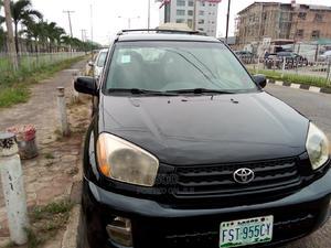 Toyota RAV4 2004 Black   Cars for sale in Lagos State, Ikeja