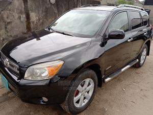 Toyota RAV4 2007 Black | Cars for sale in Rivers State, Port-Harcourt
