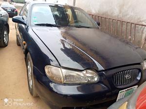 Hyundai Sonata 2004 Blue | Cars for sale in Lagos State, Abule Egba