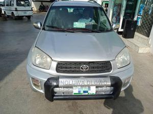 Toyota RAV4 2005 Silver | Cars for sale in Lagos State, Abule Egba