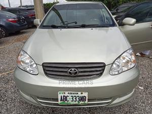 Toyota Corolla 2003 Gold | Cars for sale in Abuja (FCT) State, Katampe