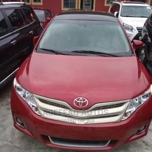 Toyota Venza 2013 XLE FWD V6 Red | Cars for sale in Lagos State, Surulere